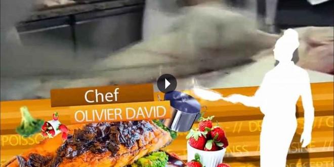 Chef Olivier David présente sa Blanquette de Veau
