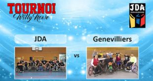 Basket Tournoi Willy Nowe - JDA vs Gennevilliers