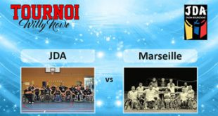 Basket Tournoi Willy Nowe - JDA vs HSB Marseille