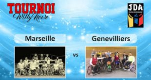 Basket Tournoi Willy Nowe - Basket HSB Marseille vs CVHG