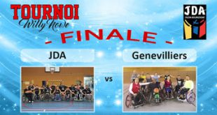 Basket Tournoi Willy Nowe - JDA vs CVHG (Finale)