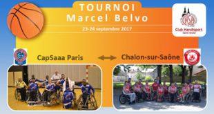 Tournoi Marcel Belvo CapSaaa Paris - Chalon-sur-Saône