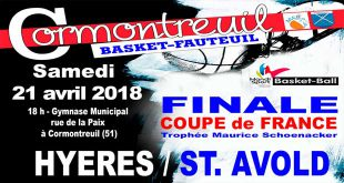 Finale coupe de France Basket 2018