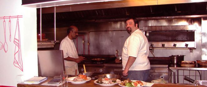 Chef Olivier David