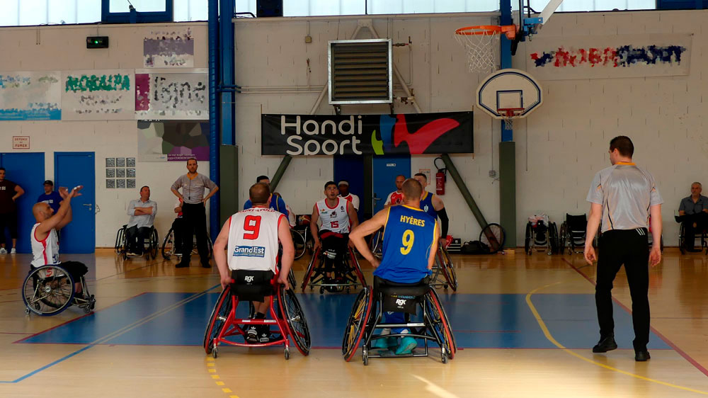 Finale coupe de France Basket 2018 - Cormontreuil